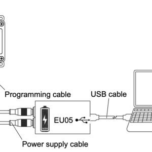 Схема подключения EU05