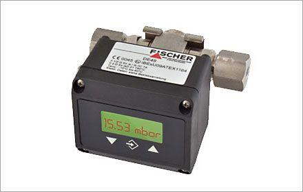 Цифровой датчик перепада давлений с внешним сенсором DE49_A