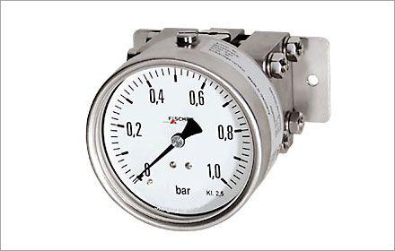 Дифференциальный манометр с взрывозащитой DA10