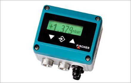 Цифровой датчик дифференциального давления DE38_LCD